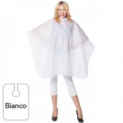 Mantella taglio nylon basic - Bianco con laccetti
