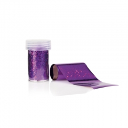 TRANSFER EFFECT - HOLOGRAPHIC PURPLE