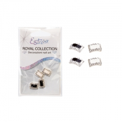 BLACK & WHITE JEWELS - GIOIELLI CON STRASS