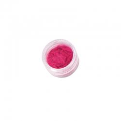 Velvet manicure - Fucsia