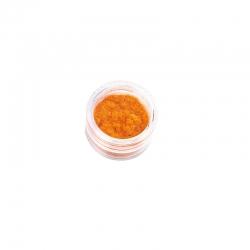Velvet manicure - Arancio