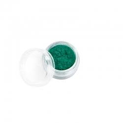 Velvet manicure - Verde