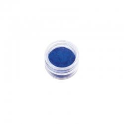 Velvet manicure - Blu profonfo