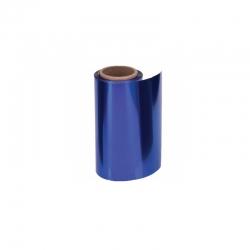 Alluminio colorato 12 cm - Azzurro