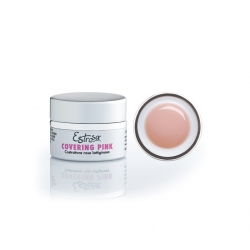 COVERING PINK - GEL COSTRUTTORE ROSA LATTIGINOSO 30 ML