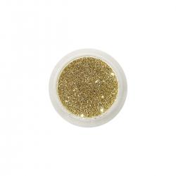 CHROME GLITTER FLASH - GOLDEN