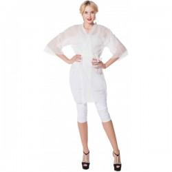 Kimono TNT bianco