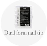 Dual Form Nail Tip