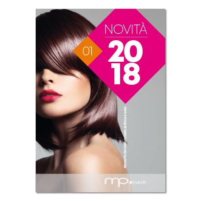 Catalogo NOVITA' MPHAIR<br />2018