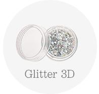 GLITTER 3D ESTROSA