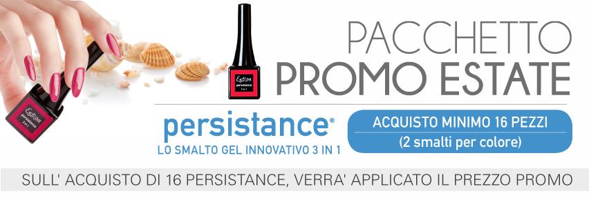 PACCHETTO PROMO PERSISTANCE 3 IN 1