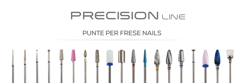 PUNTE FRESE NAIL PRECISION LINE