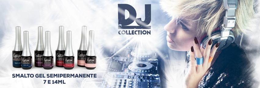 COLLEZIONE SMALTO GEL DJ